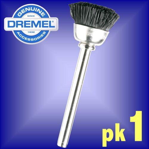 Dremel 404 Nylon Bristle Brush Wheel 13mm hobby multi tool rotary polish clean