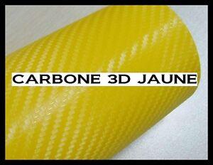 FILM VINYLE CARBONE 3D CAMELEON VIOLET OR  152 x 30 cm