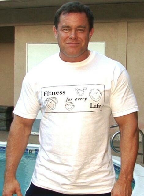 Fitness for every Life T-shirt