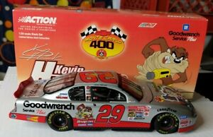#29 Kevin Harvick Looney Tunes 2001 Monte Carlo Action NASCAR Diecast Car 1:24