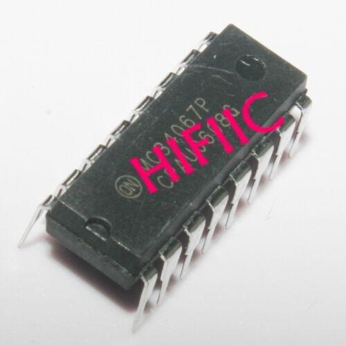 1PCS MC34067P High Performance Resonant Mode Controllers DIP16