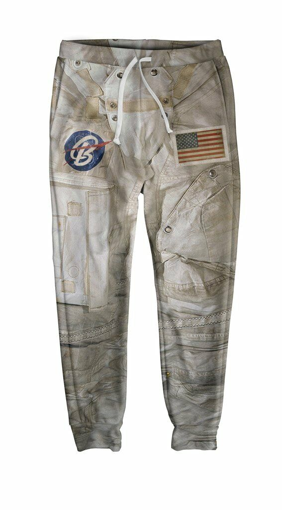 BRAND NEW Beloved Shirts ASTRONAUT JOGGERS SMALL-XLARGE MADE IN THE USA