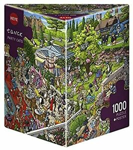 Heye-1000-pieces-triangulaires-Jigsaw-Puzzle-Party-Cats-HY29838