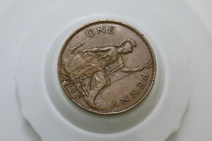 UK-GB-PENNY-1945-ERROR-COIN-DATE-A72-5910
