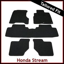 Honda Stream (2001 2002 2003 2004 2005) Tailored Fitted Carpet Car Mat