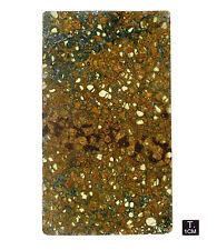 "Pallasite ""JEPARA"" - Slice - 79,63 g - 98,9 x 117,1 mm"