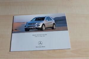 132840-Mercedes-M-Klasse-Preise-amp-Extras-Prospekt-03-2005