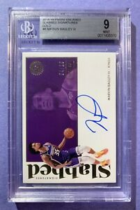 2018-19-PANINI-ENCASED-MARVIN-BAGLEY-04-10-ROOKIE-AUTO-GOLD-BGS-9-MINT-RARE