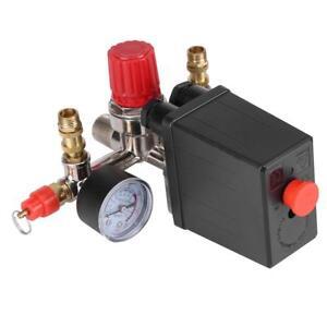 Compresseur D/'Air Commutateur De Vanne De Pression Du Pressostat Compresseur D/'A