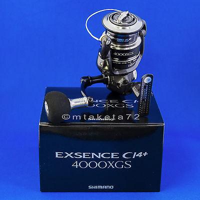Shimano EXSENCE CI4+ 4000XGS, Japan Model Spinning Reel, 030078
