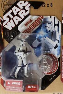 """Star Wars 30th Anniversary (TAC20) Stormtrooper 3.75"""" Figure"""