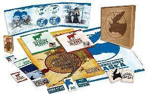 1 von 1 - DVD-Box AUSGERECHNET ALASKA - DIE KOMPLETTE SERIE (Deluxe Holzbox) - 28 DVD's