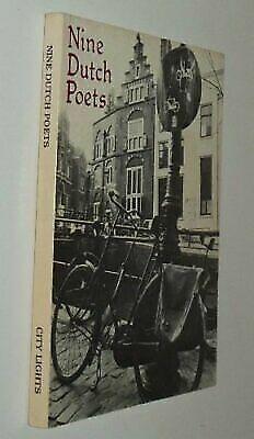 Nine Dutch poets (Pocket poets series) by Ferlinghetti, Lawrence; Rollins, Scot