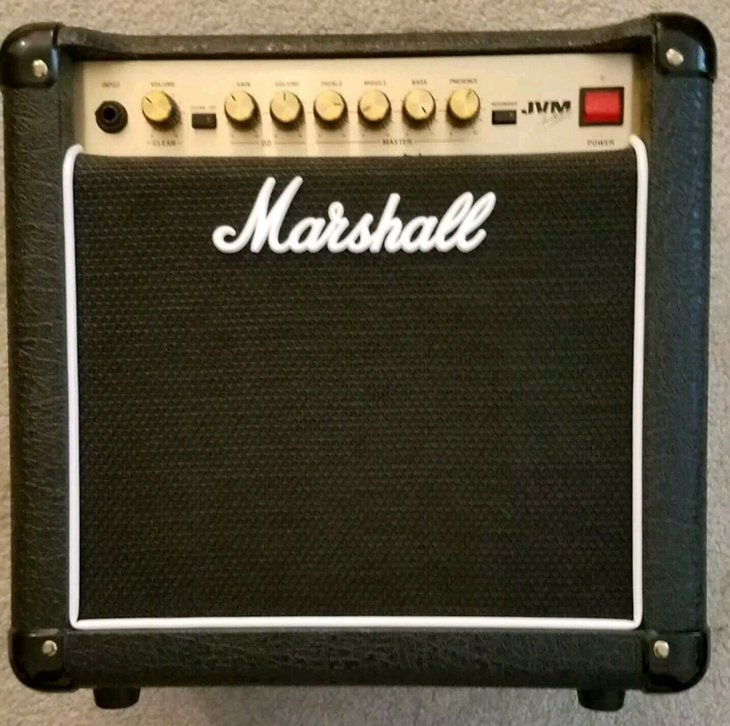 Marshall JVM-1C 50th Anniversary 1W Combo Amplifier