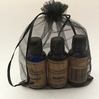 Aphrodisiac Essential Oils Sets.choose Your Gift Set. Multiple Sizes.undiluted