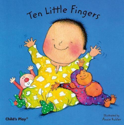 1 von 1 - Ten Little Fingers (2003, Gebundene Ausgabe)