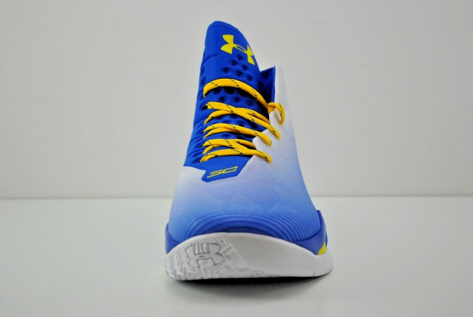 Under Armour UA Curry 2.5 Basketball Yellow Schuhes Größe 12 Blau Yellow Basketball WEISS 1274425-103 c4b661