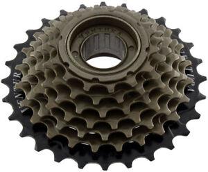 Fahrrad-Schraubkranz-7-fach-Zahnkranz-14-28-Zaehne-Shimano-kompatibel