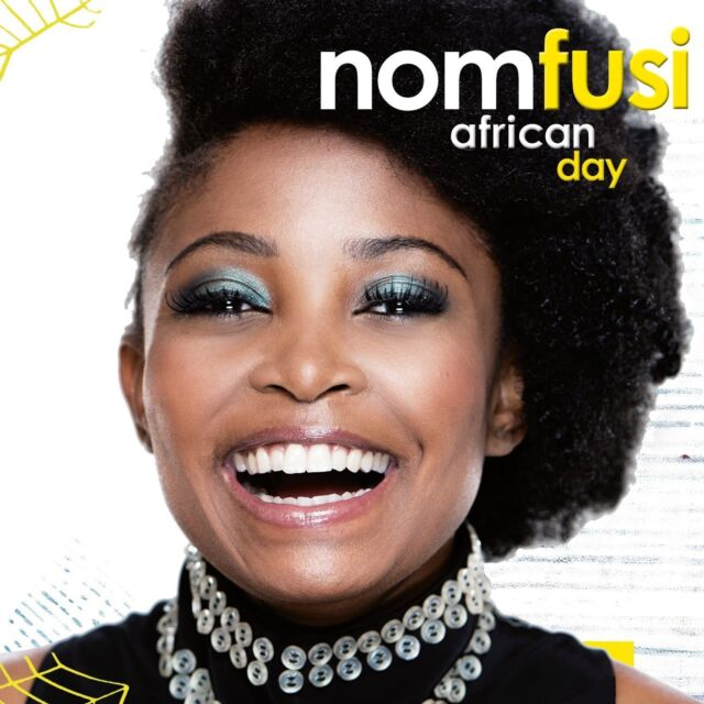 NOMFUSI - AFRICAN DAY   CD NEW