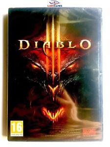 Diablo-3-PC-Nuevo-Precintado-Retro-Videogame-Videojuego-Sealed-New-PAL-SPA