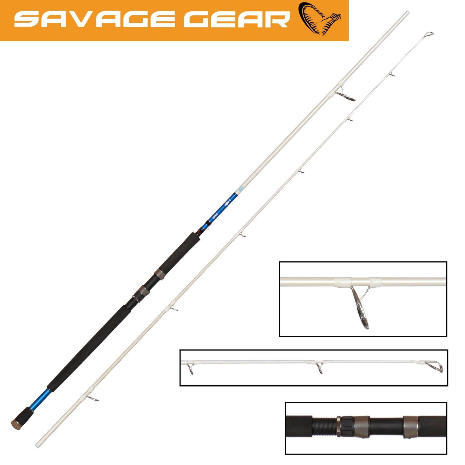 Savage Gear Salt 1DFR Shore Shore Shore Jigging 274cm 40-80g - Light Pilkrute für die Ostsee dc9dbc