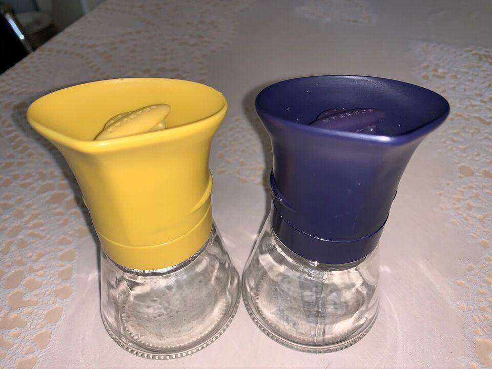 Glas, SALT & PEBERKVÆRNE, SCANPAN