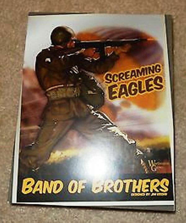 MINT, Band of Brossohers  Screaming Eagles, by Worthington; sealed