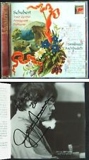 Jos van IMMERSEEL Signiert SCHUBERT Trout Quintet Aepeggione Sonata BYLSMA CD