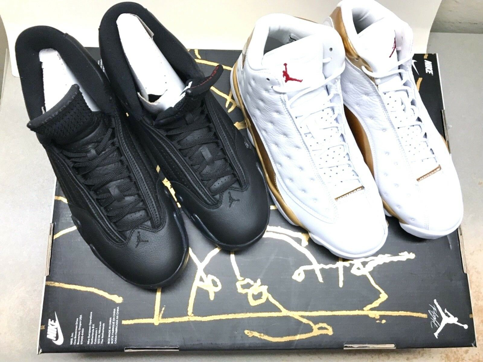 NIKE AIR JORDAN DMP FINALS PACK DEFINING MOMENTS SIZE MEN'S 10.5 Price reduction best-selling model of the brand