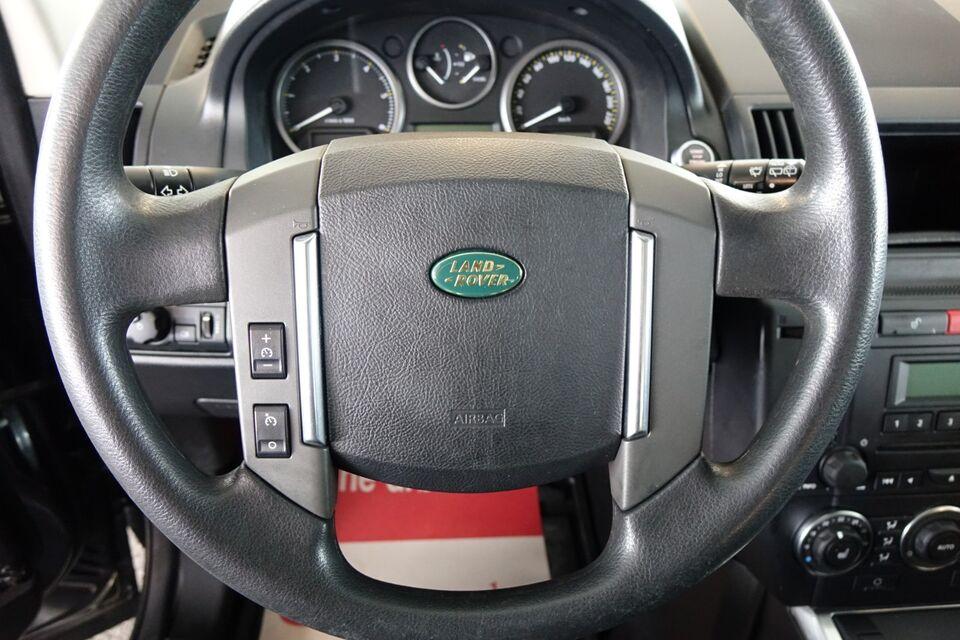 Land Rover Freelander 2 2,2 TD4 aut. Diesel 4x4 4x4 aut.
