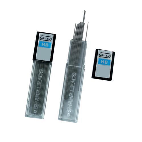 120 Herlitz Druckbleistiftminen HB Mine 0,7mm