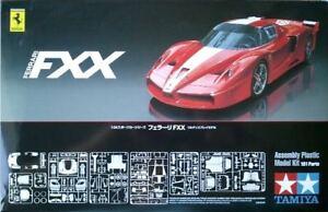 Tamiya Kit 1:24 Auto Ferrari Fxx 181 Parti Art 24292