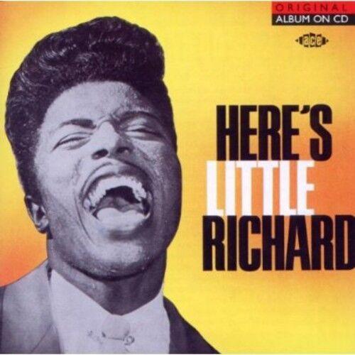 Little Richard - Heres Little Richard [New CD] UK - Import