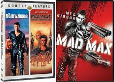 MAD MAX 1/2/3/ THE COMPLETE COLLECTION 3 MOVIES NEW SEALED DVD-SET FREE SHIPPING