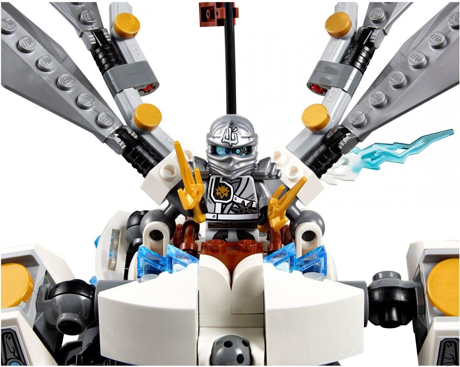LEGO® NINJAGO™ 70748 Titandrache NEU OVP_ Titanium Dragon NEW NEW NEW MISB NRFB 0f8c7f