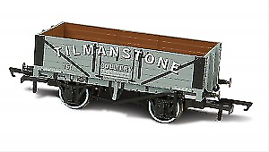 Oxford Rail OR76MW5006 Tilmanstone Collery 5 Plank Mineral Wagon