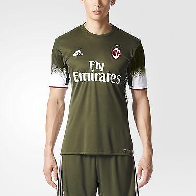 adidas AC Milan Third Replica Jersey Men's Green