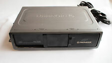 Pioneer CDX-P630S 6 Disk Car Audio CD Changer AS IS Untested Anti-Vibration