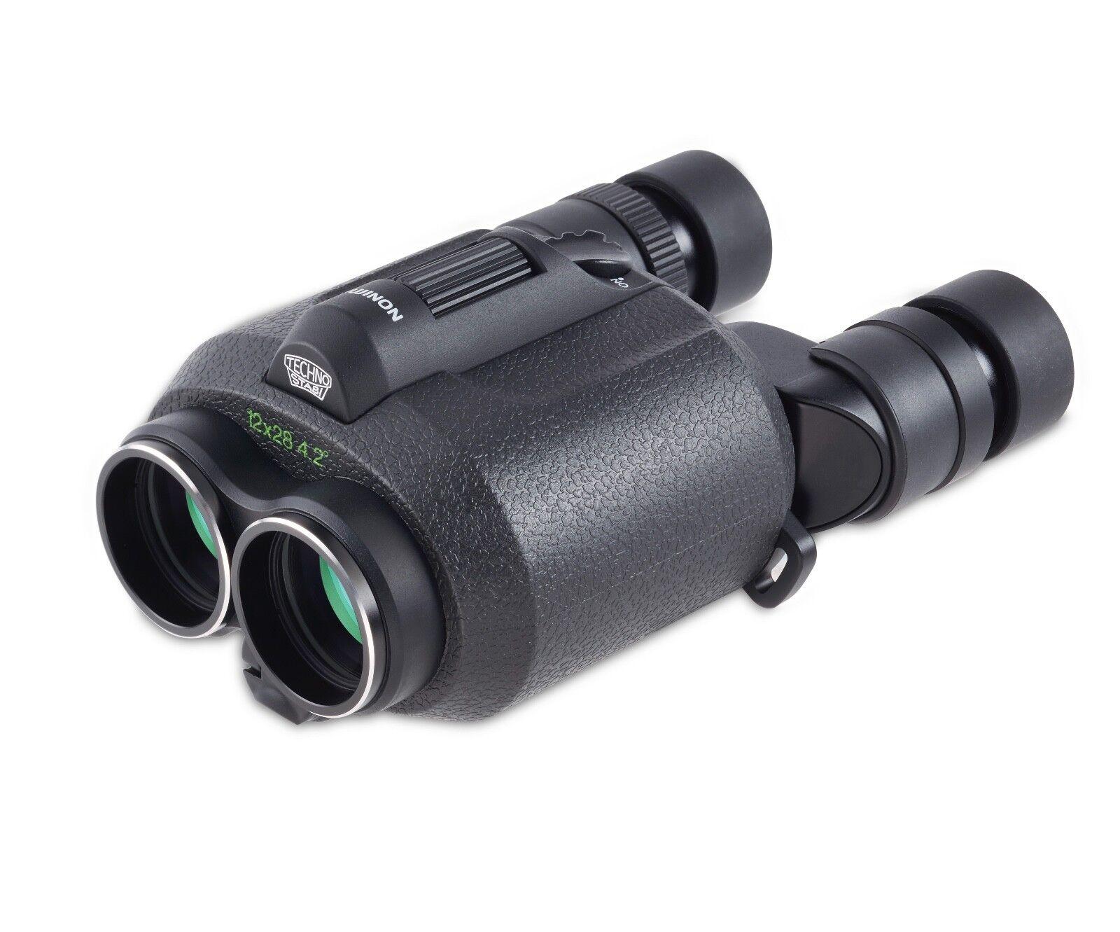Fujinon 12x28 techno-ali bildstabilisierendes prismáticos