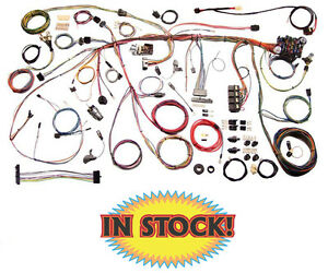 american autowire 510368 1967 72 ford pickup classic update wiring harness 191215058020 ebay. Black Bedroom Furniture Sets. Home Design Ideas