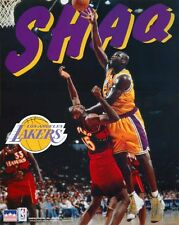 Shaquille O'Neal Los Angeles Lakers 16x20 Starline Poster OOP
