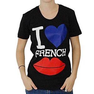 J'aime Charles Kiss De Tshirt Français Castelbajac Jean xqSpdwIq