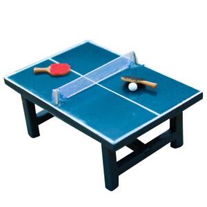 Détails Sur Cn Mini Table Tennis Table 112 Miniature Maison De Poupée Décoration