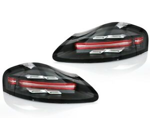 Porsche-986-Boxster-718-Style-LED-Tail-Lights-Clear-Lens-New-Release