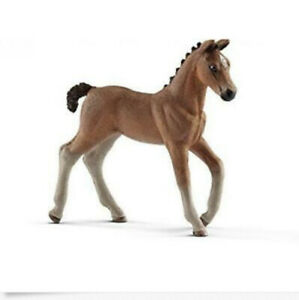 Schleich-13818-North-America-Hanoverian-Foal-Toy