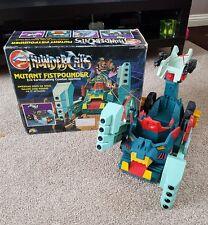 LJN Thundercats Mutant Fist Pounder. Boxed. Discontinued. Vintage