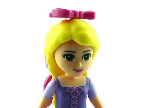 LEGO 10x Principessa Rapunzel PERSONAGGIO mini NUOVO Princess Rapunzel minifig NEW dp010