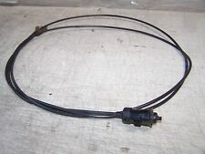 1999 Acura 3.2 TL Gas pop cable with actuator