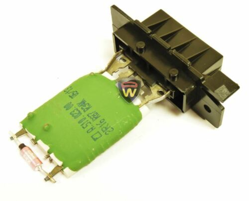 Fiat Ducato 2006/> /& Citroen Relay Heater Motor Blower Resistor 77364061 Genuine