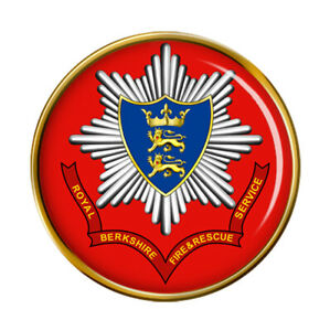 Royal Berkshire Fire and Rescue Service Lapel Pin